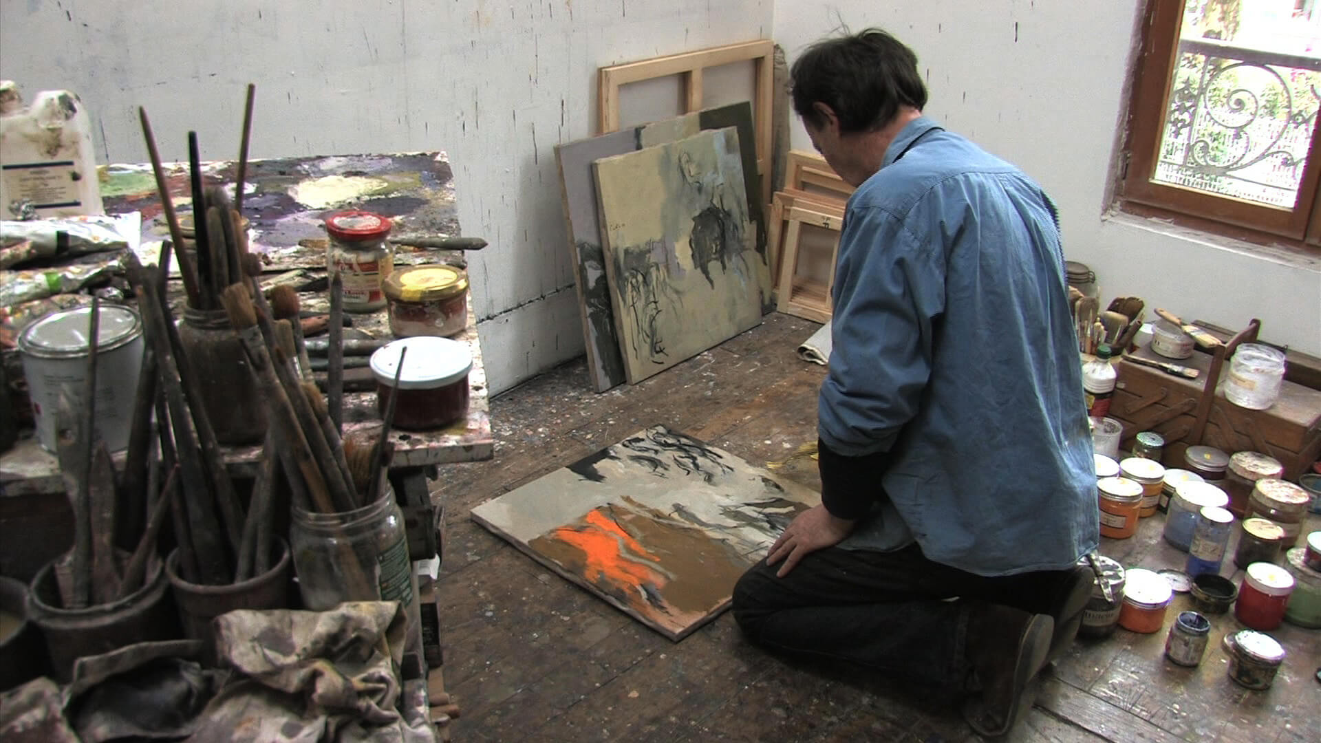 Une histoire de pyramide… Dans l'atelier d'Istvan Péto, de Daniel Kupferstein