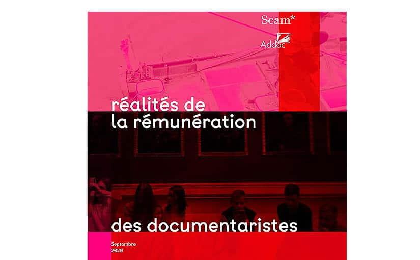 Réalités de la rémunération des documentaristes