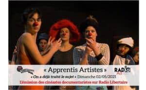 Radio Addoc - Apprentis artistes