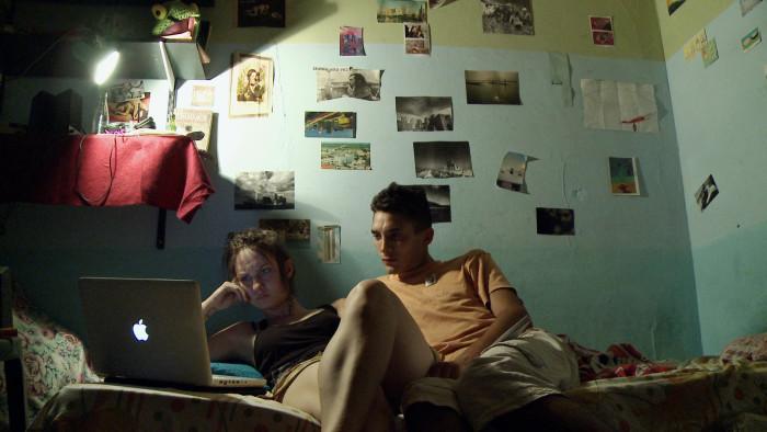 Juan y Lou, de Harold Deluermoz