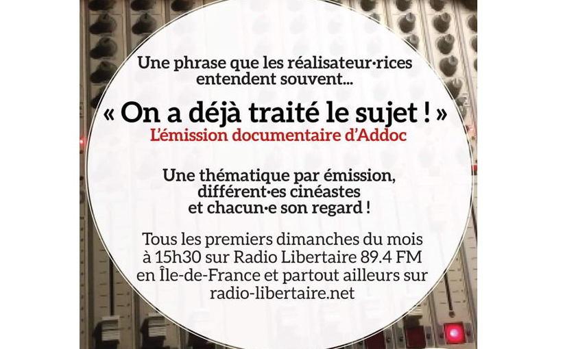 Radio-Addoc présente