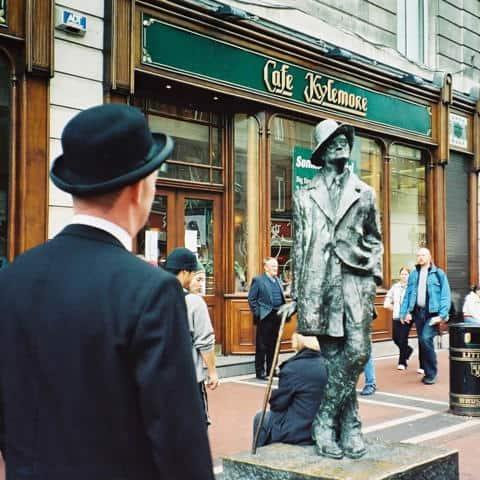 Ulysse à Dublin, de Charlotte Szlovak